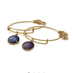 Alex and ani big and Little Dipper bracelets